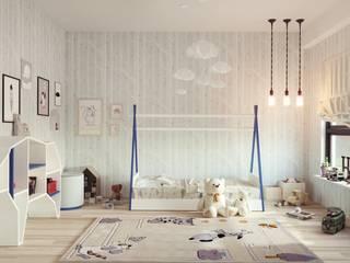Madeira Negra Nursery/kid's roomAccessories & decoration MDF Blue