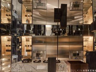 Sulkin Askenazi Built-in kitchens