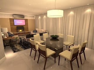 Revisite Modern living room