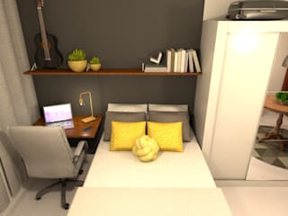 Revisite Small bedroom