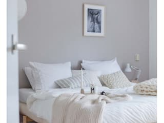 Ekoideas Casa Natural SLU BedroomBeds & headboards Wood effect