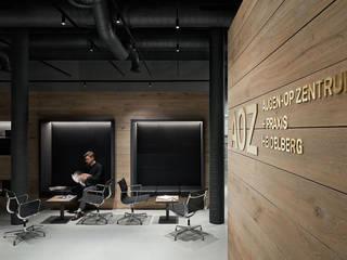 Augenärztliches Operationszentrum AOZ Heidelberg Moderne Praxen von Helma Interior Innenarchitektur Modern