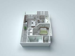 Visualisierung & Neugstaltung von Grundrissen RealCreate