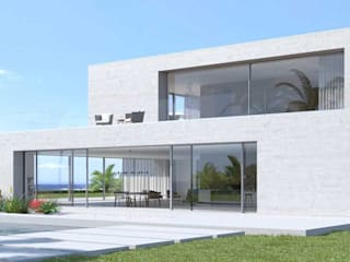 LE.ALL.FER. S.r.l. Villas Aluminium/Zinc Grey