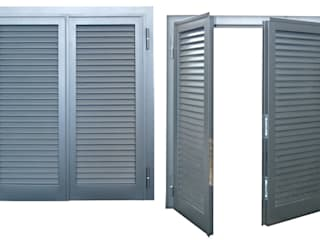 LE.ALL.FER. S.r.l. Shutters Iron/Steel Grey