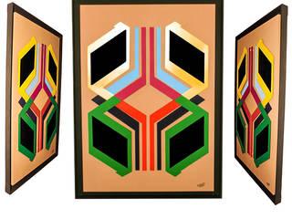 Randolph Aponte ArteCuadros y pinturas Madera