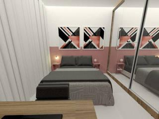 RC INTERIORES BedroomWardrobes & closets