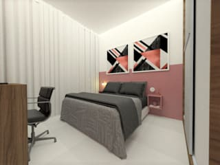 RC INTERIORES BedroomBeds & headboards