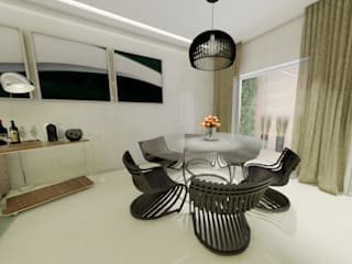 RC INTERIORES Dining roomTables
