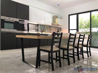 一宇建材有限公司 キッチン収納 ガラス 黒色