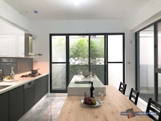 Modern kitchen by 一宇建材有限公司 Modern