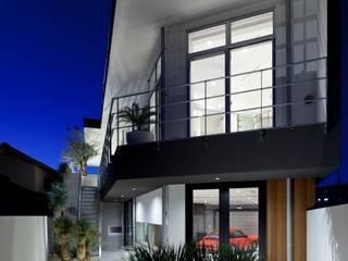 Modern terrace by Y.Architectural Design Modern