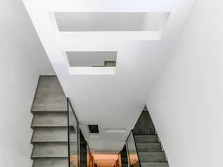 CUENCAMONTES arquitectura, ingeniería y medio ambiente Escalier