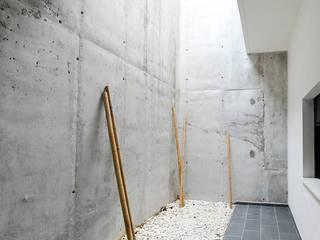 CUENCAMONTES arquitectura, ingeniería y medio ambiente Jardin d'hiver moderne