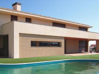 Casa unifamiliar en Collbató, Barcelona Soler Valiente Arquitectes Casas unifamilares
