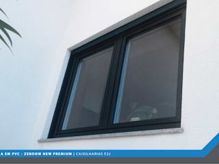 F2J, Lda. uPVC windows Multicolored