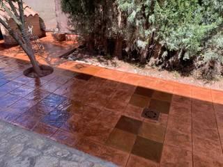 Euromar Pavimentos Walls & flooringWall & floor coverings Beton Orange