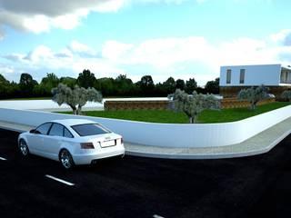 Rainhavip - Mediação Imobiliária, Lda. Modern houses