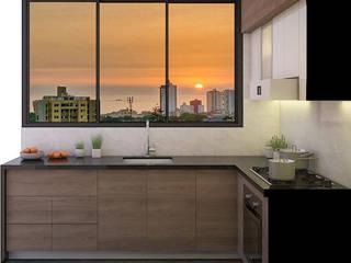 Spacio5 Small kitchens
