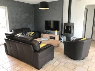 GC Aménagement Modern Living Room