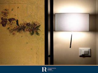 Restyling appartamento 180 mq - Rieti Camera da letto moderna di Francesca Rubbi Architecture Moderno