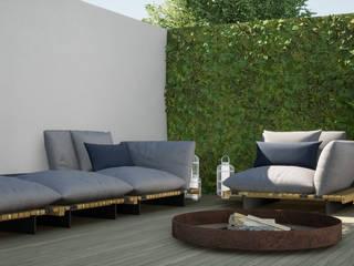 Escala Absoluta Modern style gardens