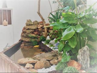 Jardines Feng Shui Lagos e Lagoas de jardins