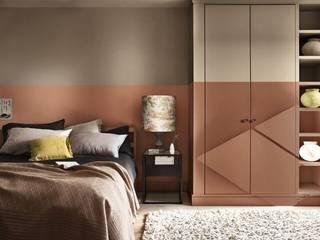 Using Dulux Colour of the Year 2021 - Brave Ground (TM) - in Bedrooms Dulux UK SchlafzimmerAccessoires und Dekoration Braun