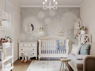 DesignNika Chambre d'enfant classique