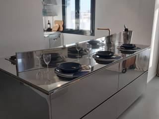Quimera Renovacion SL Cocinas de estilo industrial