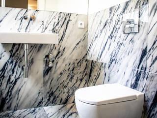 Manuel & Cardoso-Pedras Naturais e Compostos Hotel Modern Marmer White