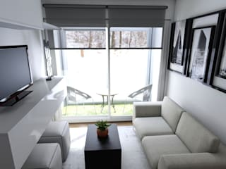 Proyecto Santiago, RM, Chile Gabi's Home