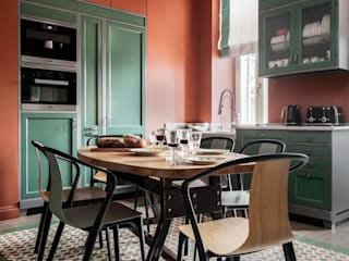 Marchi Cucine - Dialma Brown MX Industrial style kitchen