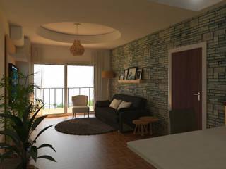 Salas de estilo clásico de Pick interiores Clásico