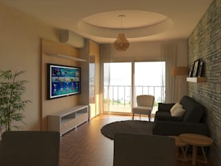 Classic style living room by Pick interiores Classic