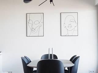 Designservice+ Salle à manger minimaliste