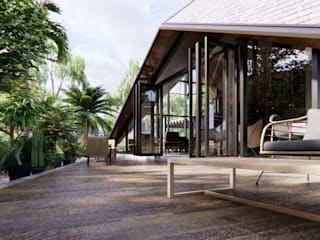 de TheeAe Architects Tropical