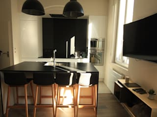 SAB & CO Cozinhas modernas