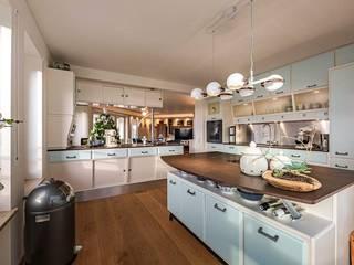 Marchi Cucine - Dialma Brown MX Dapur Gaya Skandinavia