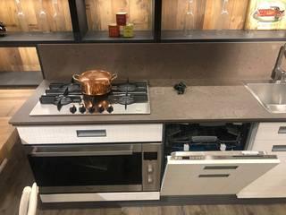 Marchi Cucine - Dialma Brown MX Dapur Modern