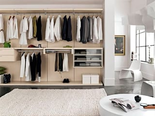 Lakkad Works BedroomWardrobes & closets