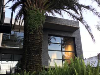 MI CENTRO de Jardin Urbano Moderno