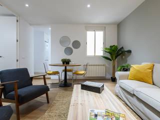 Arquiteknum Consultores SL Modern Living Room