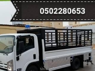 دينا نقل عفش حي الياسمين 0502280653 ห้องอ่านหนังสือและห้องทำงานระบบไฟ