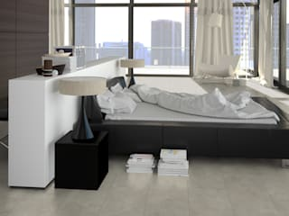 Floorwell Modern style bedroom