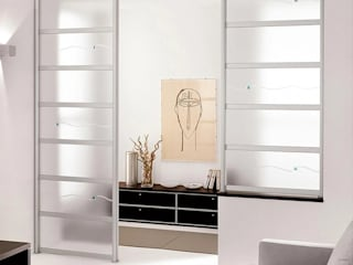 Wall Dividers & Partitions My Italian Living Living roomShelves