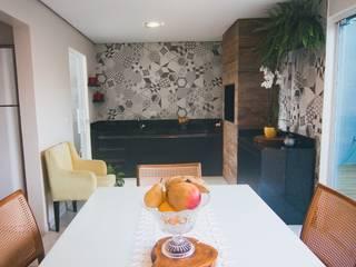 Projeto MAR Salas de jantar modernas por HPaleari Arquitetura Moderno