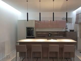 Alessandra Sacripante Built-in kitchens