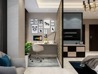 كاسل للإستشارات الهندسية وأعمال الديكور والتشطيبات العامة DormitoriosAccesorios y decoración Granito Amarillo
