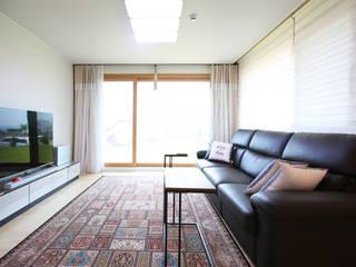 한글주택(주) Вітальня